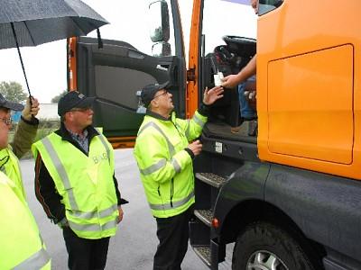 Arbeitsbedingungen im Güterkraftverkehr